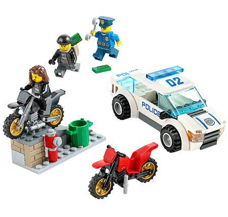 Lego City Police High Speed Police Chase Legos Lego City