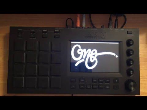 Akai MPC Touch Review   OneGotBeats com   Office phone
