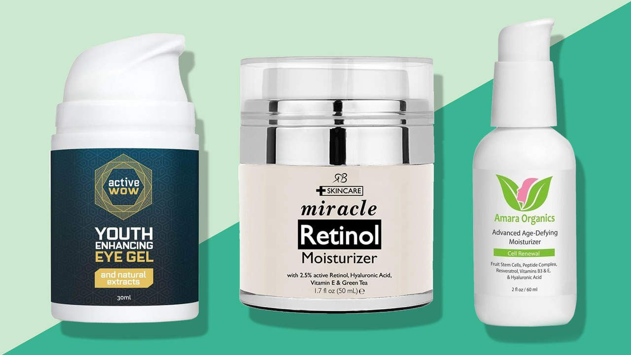 These Are The Best Anti Aging Products According To Thousands Of Reviews Makeup Best Anti Aging Anti Aging Anti Aging Cream