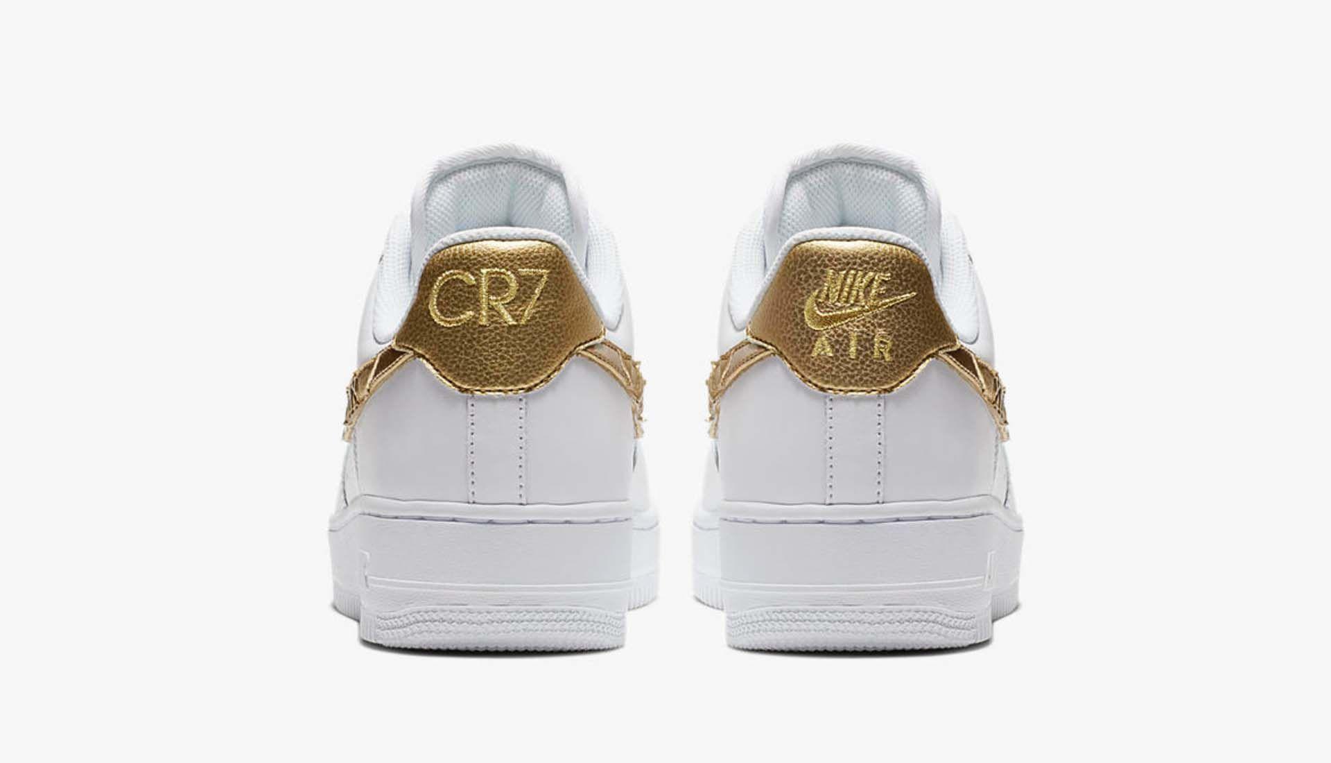air force 1 cr7