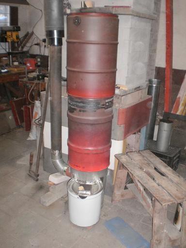 Small-scale development | Rocket Stoves.. Experimenters corner.. Answers questioned!