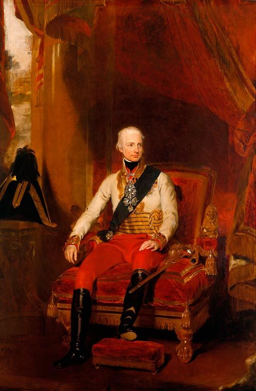 Sir Thomas Lawrence 1769 1830 Francis I Emperor Of Austria 1768 1835 Francis I Emperor Old Portraits