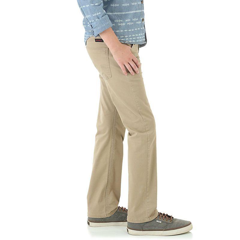 92dcc0503 Boy's Wrangler Premium Slim Straight Jean (Husky) | Products | Slim ...