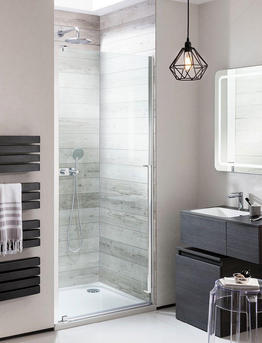 Pier Hinged Shower Door Frameless Hinged Shower Door Shower Doors Shower Enclosure