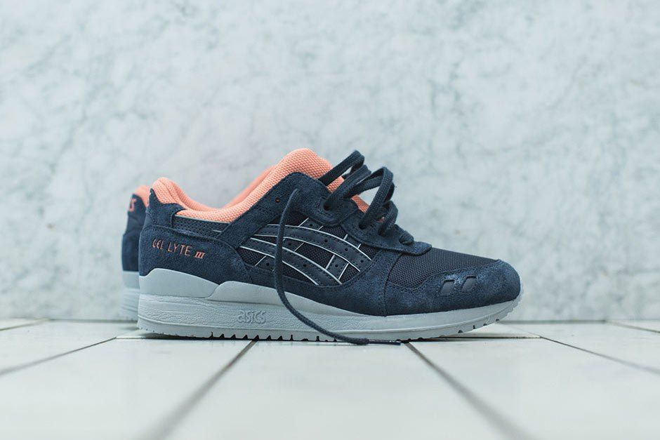 KITH 突擊推出 ASICS Tiger GEL-Lyte III「Indian Ink」獨佔配色