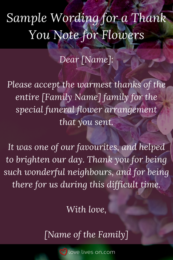 33 best funeral thank you cards funeral note and simple life hacks make writing easy by using the best wording samples for funeral thank you cards and notes izmirmasajfo Images