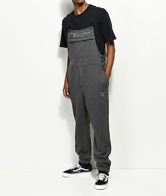 champion shorts overalls