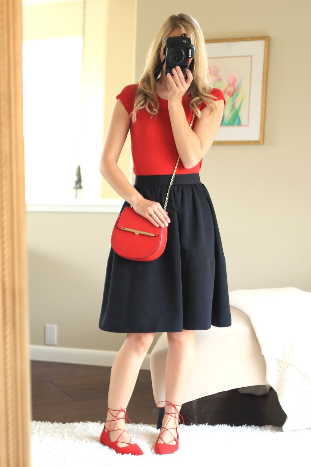 acc0fd590c16 Cute Christmas Outfits - Casual, Formal, and Dressy Casual Outfit ...