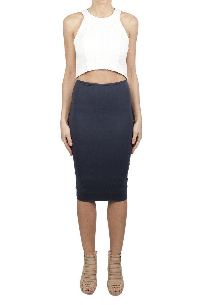 ed5bc99eed Need this skirt!! Kookai Body Con Midi Skirt $100 | Body Con Skirts ...