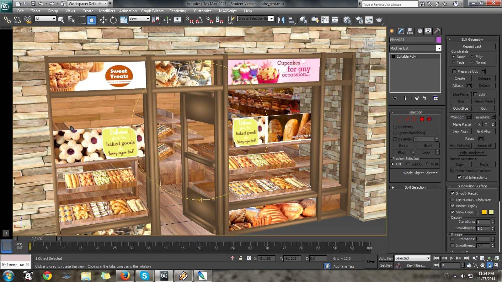Bakery 1.0 pic2 city enviroment