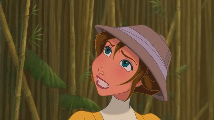 Jane Porter  Tarzan, 1999  Tarzan, Disney Images, Disney-6089