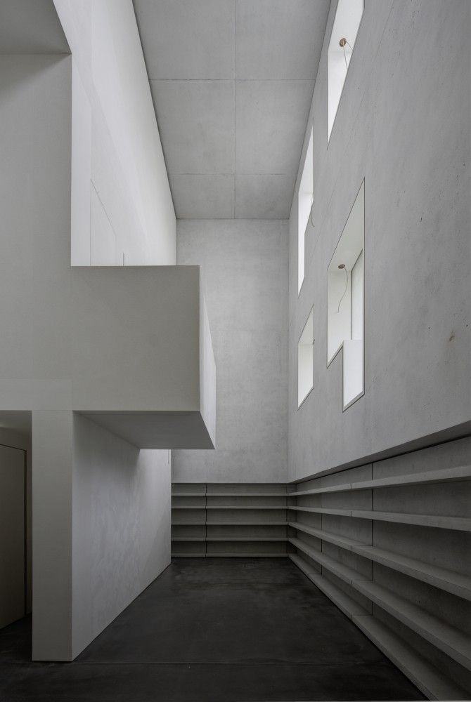 Moholy-Nagy residence. Image courtesy of the Bauhaus Dessau Foundation. Image Christoph Rokitta