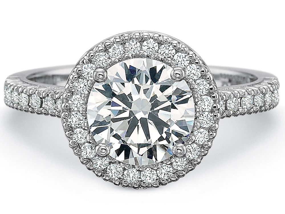 halo engagement rings - Google Search