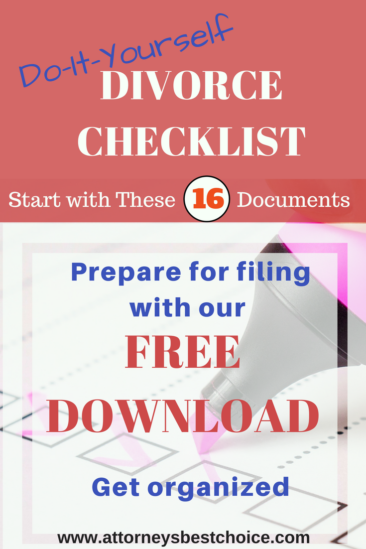 This pdf lists the 16 most important documents you need to fill out this pdf lists the 16 most important documents you need to fill out your divorce papers solutioingenieria Image collections