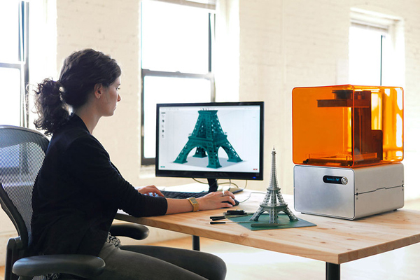 An Affordable 3D Printer for Designers