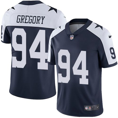 ... Jersey Damon Nike Cowboys 94 Randy Gregory Navy Blue Thanksgiving Mens  Stitched NFL Vapor Untouchable Limited Throwback Damon Harrison ... a83811a72