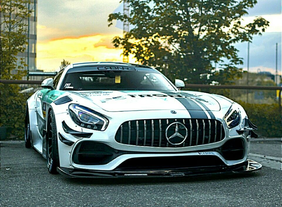 AMG GTS widebody by Maxton Cars and motorcycles, Amg