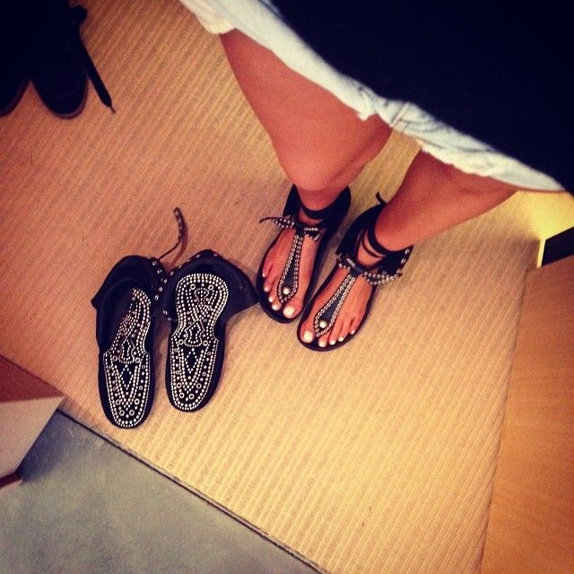 Just some light shopping… #isabelmarant by elle_ferguson
