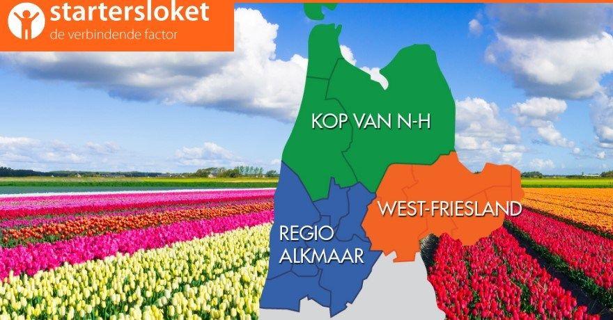 Martijn Pennekamp en Joeri Goede starten 'Startersloket' West-Friesland