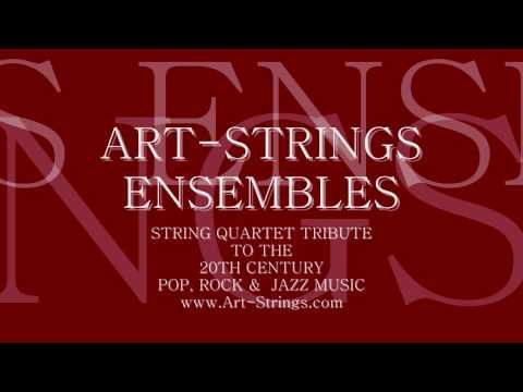 Enya Only Time by Art-Strings Quartet of New York, NY