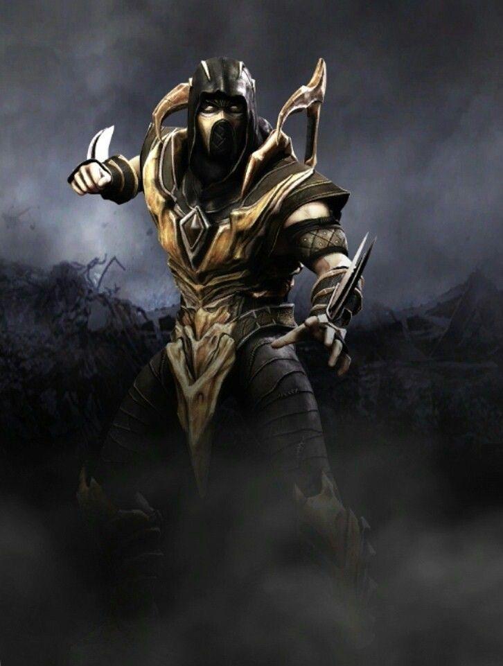 Pin By Spyro Senpai On Mortal Kombat Mortal Kombat Art Mortal Kombat Characters Scorpion Mortal Kombat