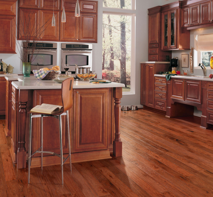 Cozy up your home with warm tones when you install Kinetic maple ...