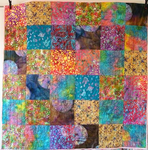Batik Quilt – Believemagic