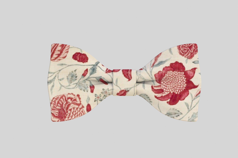 Bow tie, Floral Pattern, Men's Fashion, Accessories