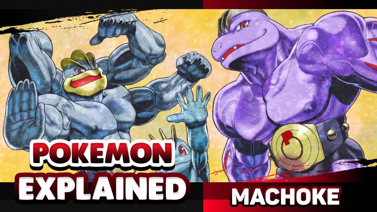 Pokémon Explained Just How Strong is Machoke? Pokemon