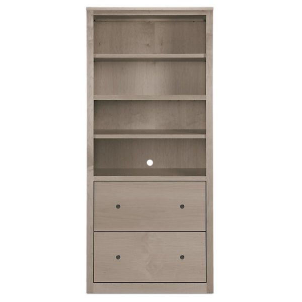 Woodwind 72h Bookcase With File Drawers Modern File Storage Cabinets Modern Office Furniture Room Board Bookcase With Drawers Filing Cabinet Storage Cheap Office Furniture