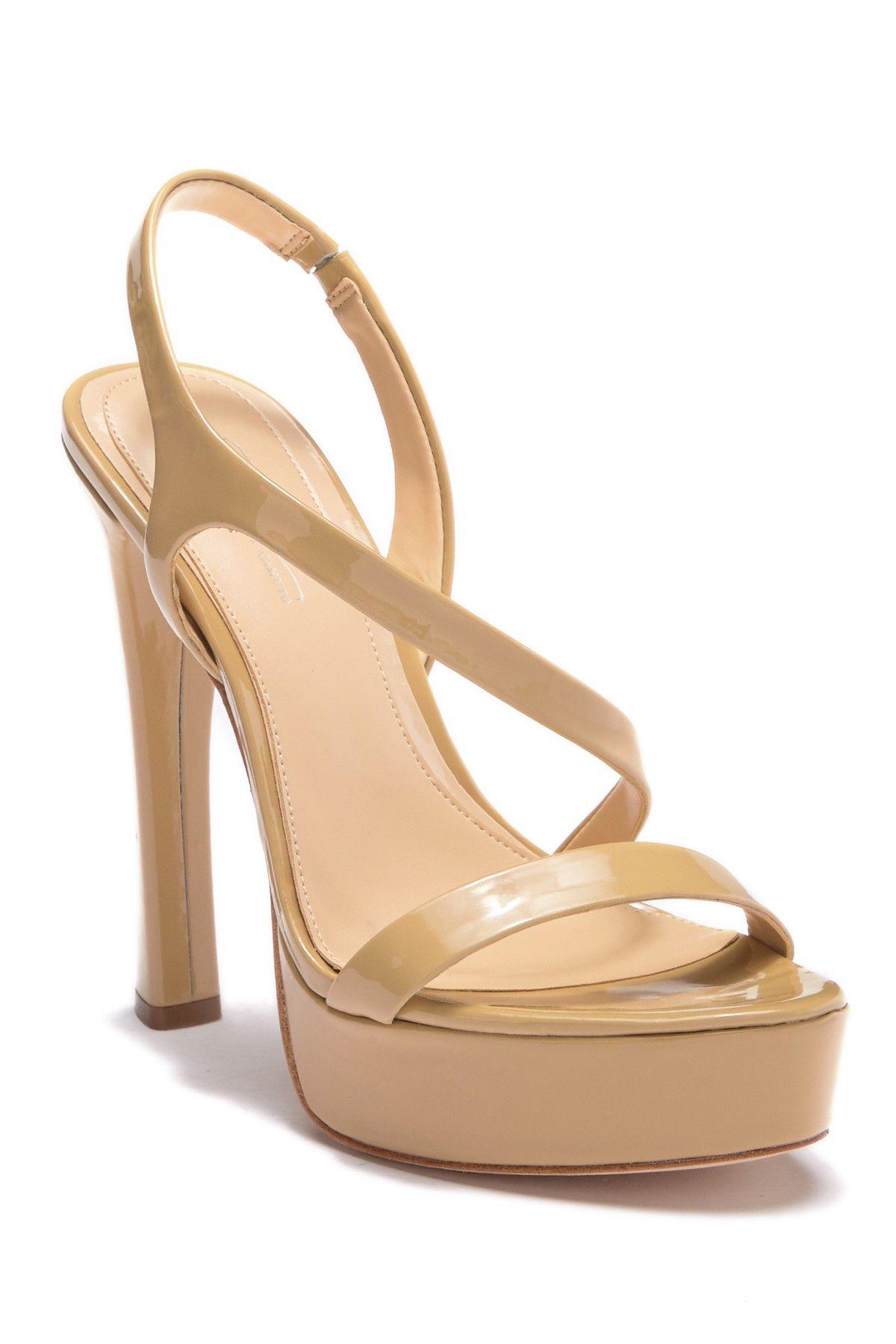 Platform sandals, Imagine vince camuto