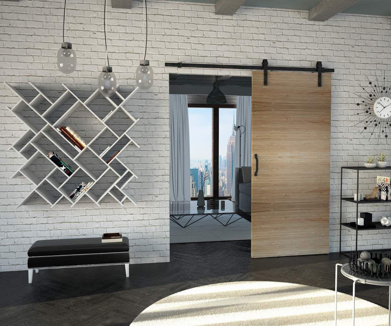 REA SET: Heavy duty mechanism for sliding wooden doors …