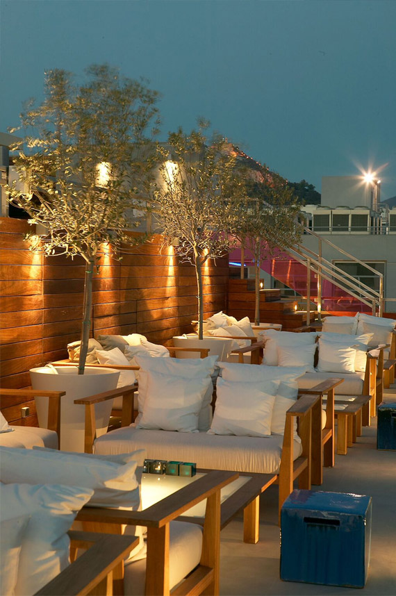 The Rooftop Cafe That Will Make You Feel Groove Outdoor