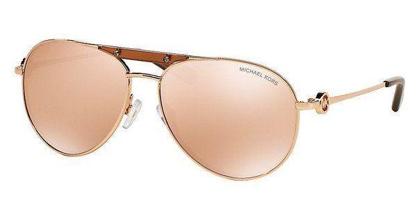 Beamten wählen hübsch und bunt innovatives Design Michael Kors Damen Sonnenbrille »ZANZIBAR MK5001« für 144,00 ...