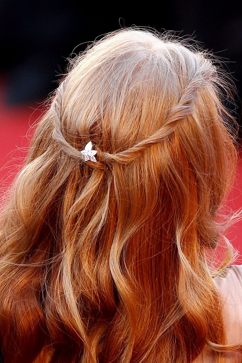 Cannes es también un templo de belleza hair inspiration and hair style