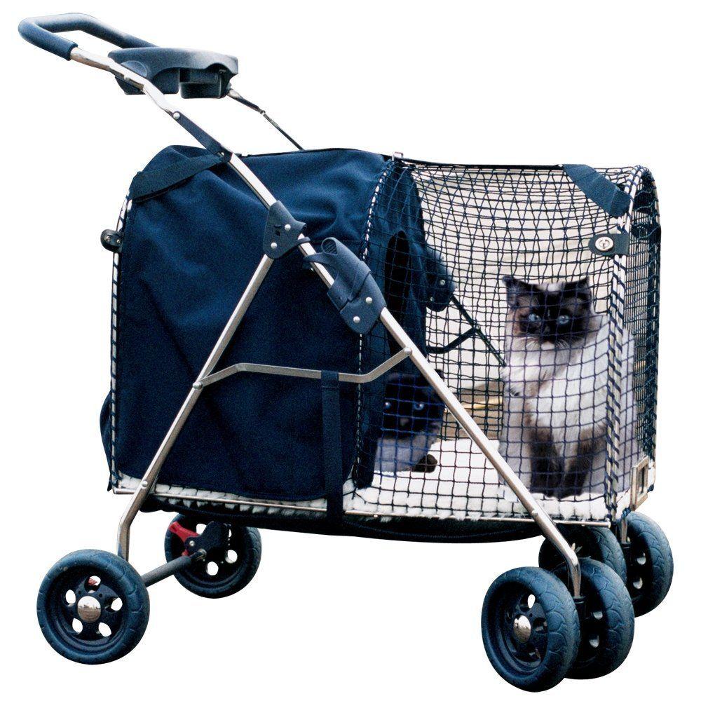 Fifth Avenue SUV Pet Stroller, Blue >>> Tried it! Love it