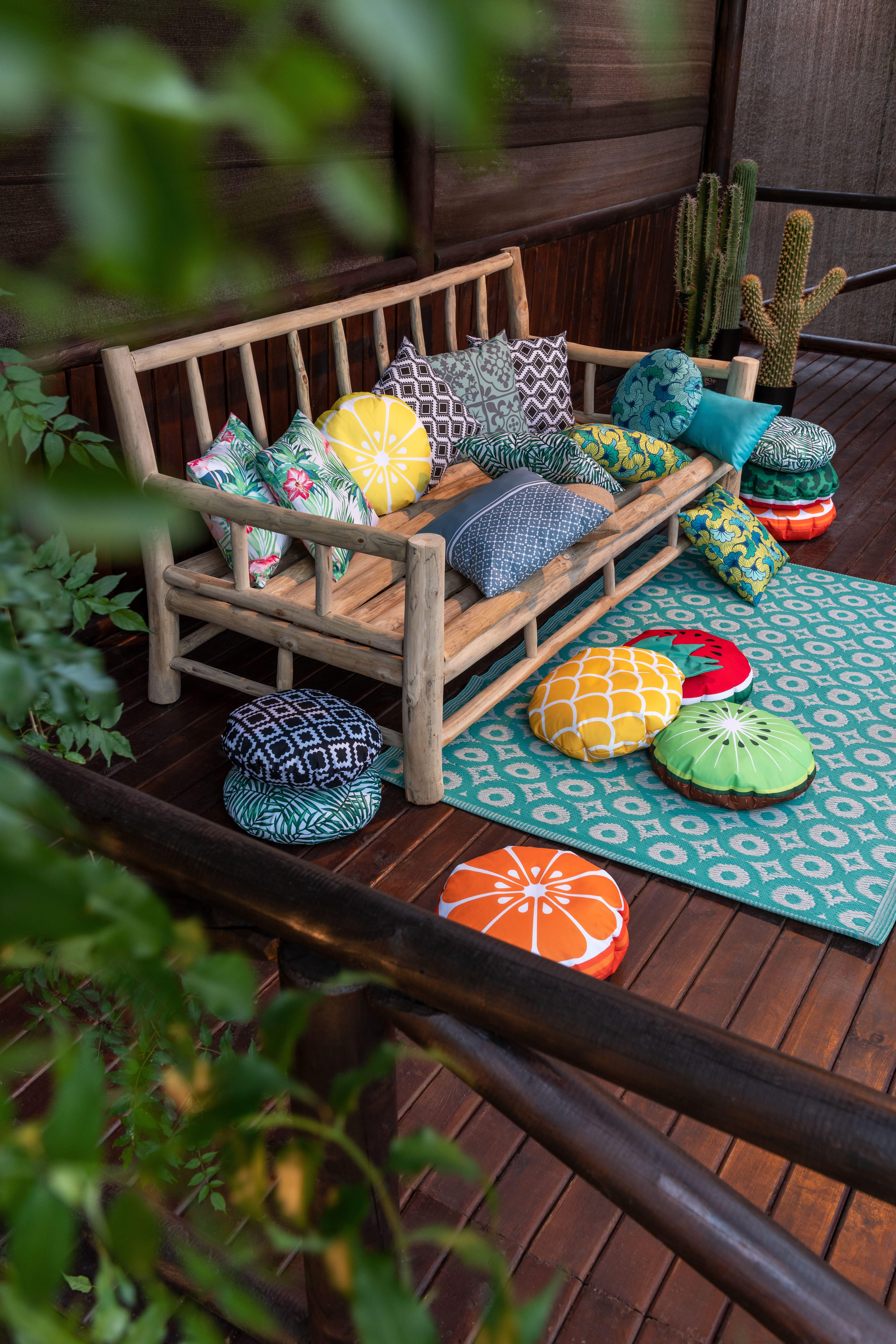 Salon de jardin et ensemble repas | CARAÏBES - COLLECTION ...