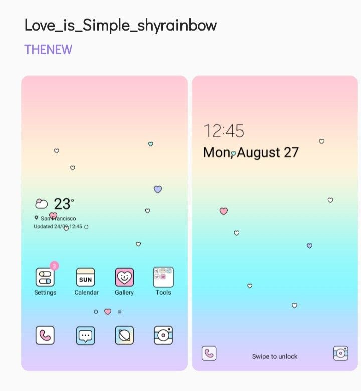 Pin By Jules On Samsung Homescreens In 2020 Galaxy Theme