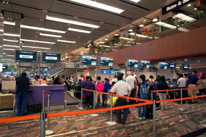 Vé máy bay từ Đà Nẵng đi Singapore Jetstar