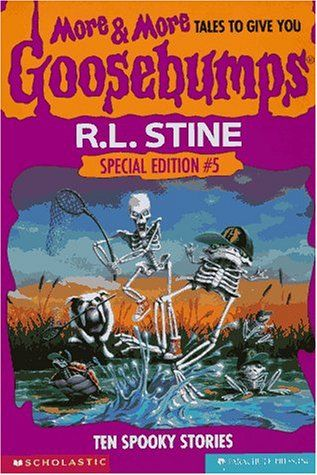 Pin by allyssa hope kantner on goosebumps stuff pinterest spooky more more tales to give you goosebumps fandeluxe Images