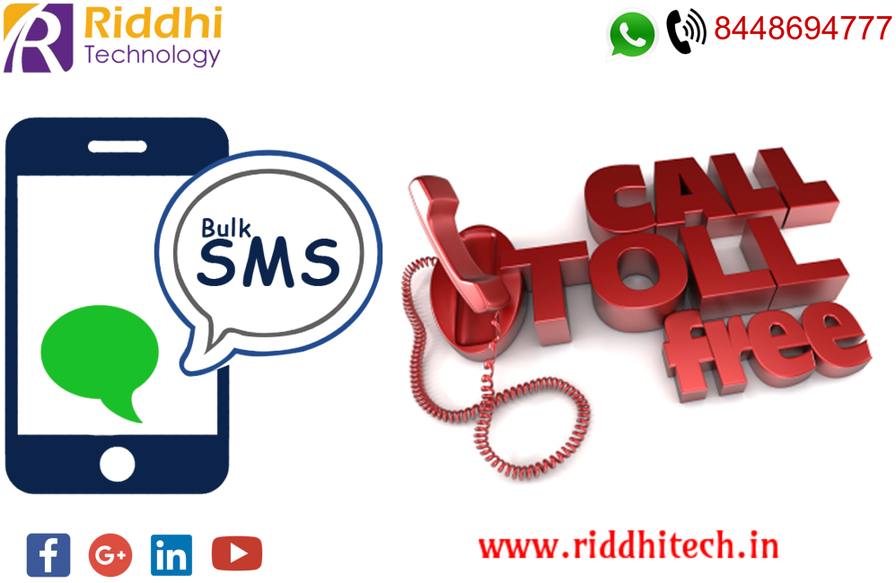 we are provider for IVR Service, Click to call, Toll free Number