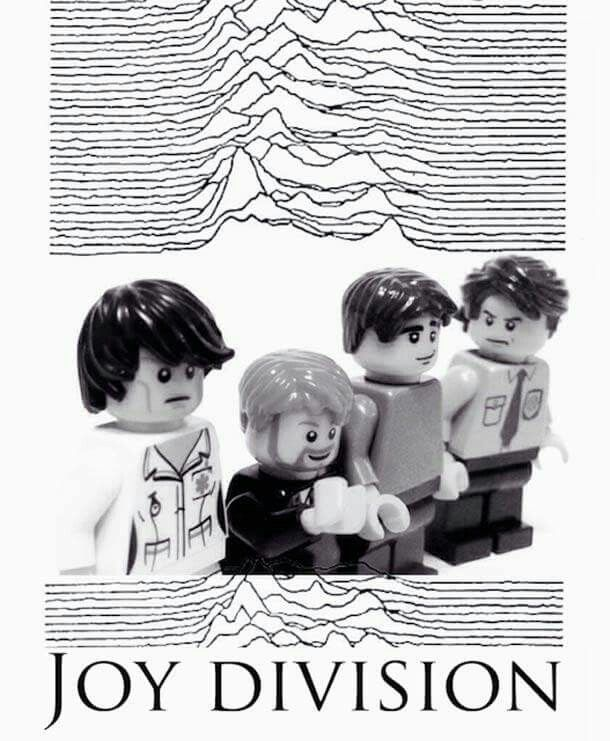 ...JOY DIVISION by LEGO....