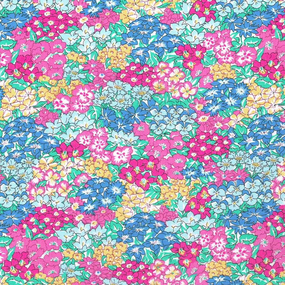 Liberty Tana Lawn Fabric Garden Wonderland A   Alice Caroline   Liberty  Fabric, Patterns, Kits And More   Liberty Of London Fabric Online