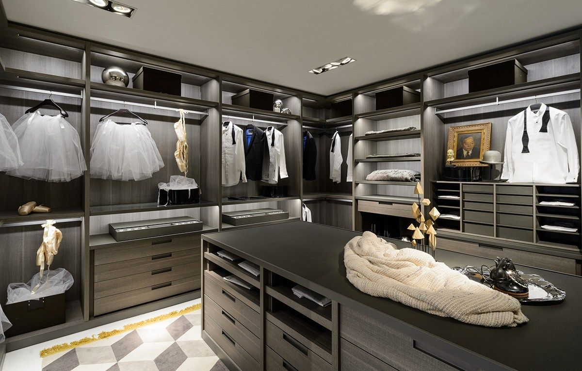Marvelous Poliform Closet