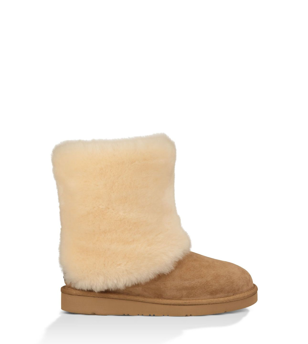 Online Sale Womens Boots UGG Patten Chestnut