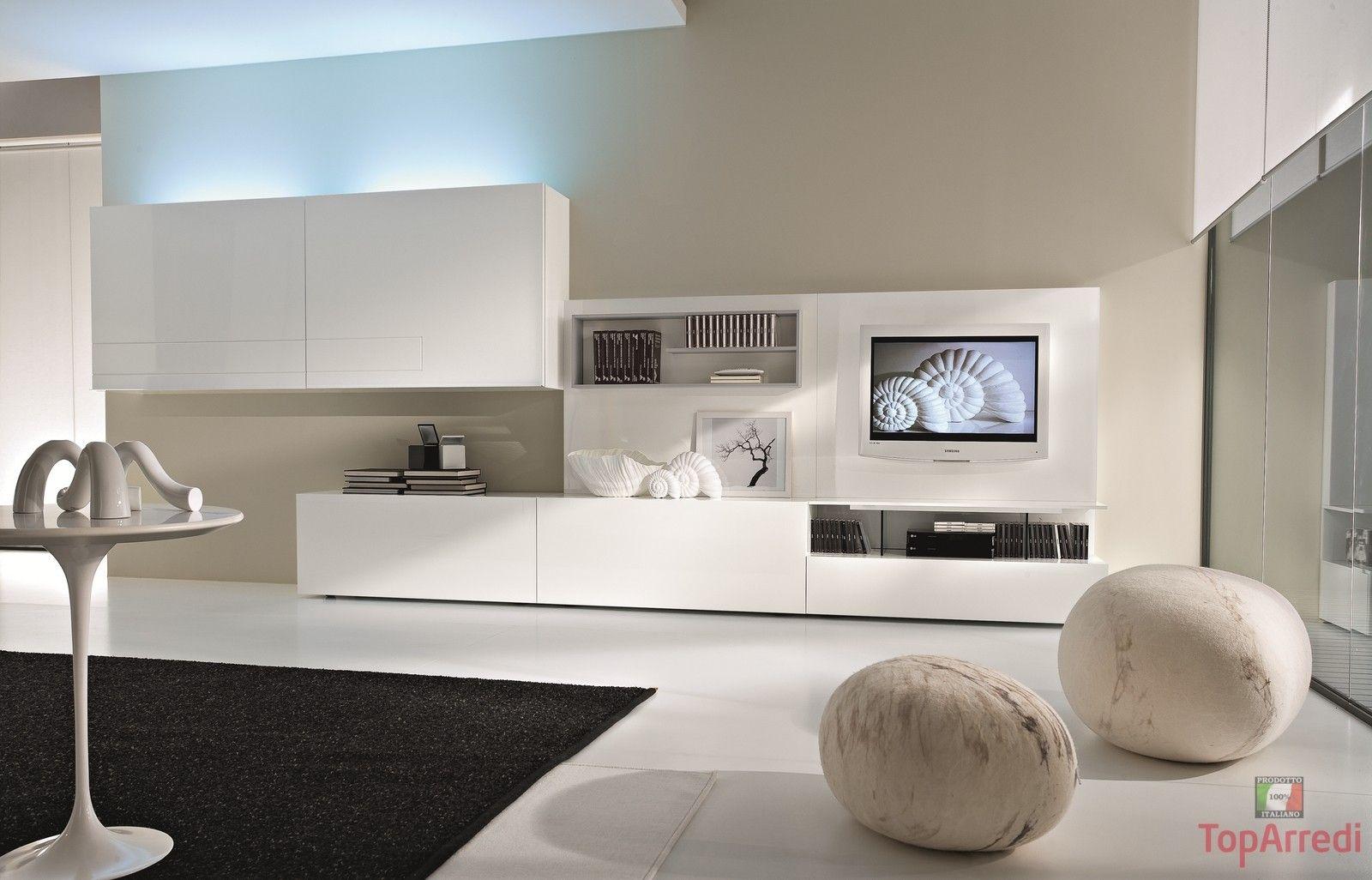 Soggiorni mercatone uno 2015 catalogo: Pin By Cinzia Acciarri On Modern Livings Modern Living Room White Magic Sala