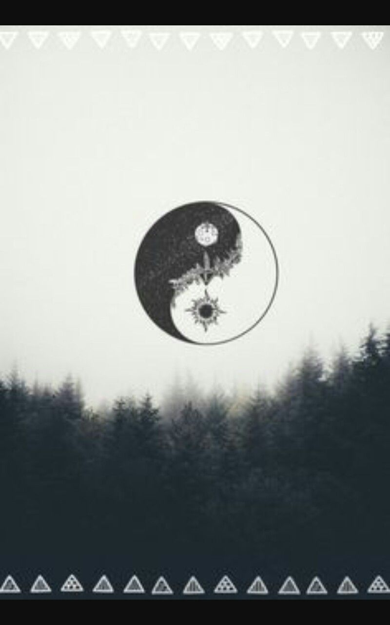 Tumblr iphone wallpaper yin yang - Find This Pin And More On Tumblr By Dayansmara Search Results For Yin Yang Wallpapers