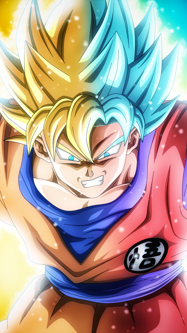 Download This Wallpaper Anime Dragon Ball Super 720x1280