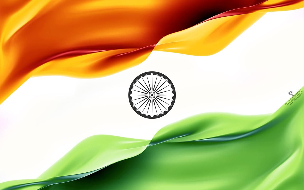 Indian Flag Animated: Animation Backgrounds Video Background With Indian Flag