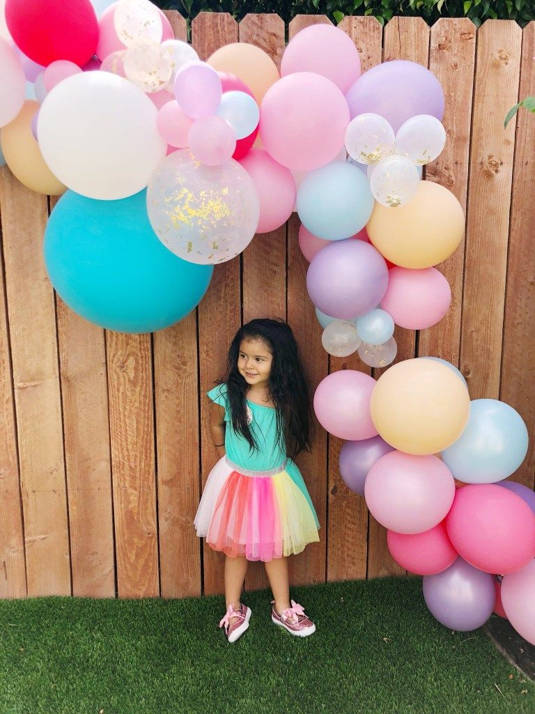 Pin By Mary On Girly In 2019 Birthday Balloons Balloons Party